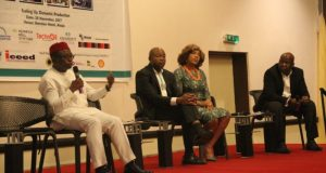 Nigeria Clean Cooking Forum  Stakeholders reach consensus to upscale locally made clean cookstoves IMG 4105 e1512069833929