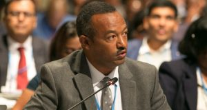 Gebru Jember Endalew  COP24: Poor nations arrive Poland with high hopes, dire needs LDC e1510986543652
