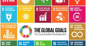 Sustainable Development Goals  How private sector can advance the SDGs SDGs e1511463170306