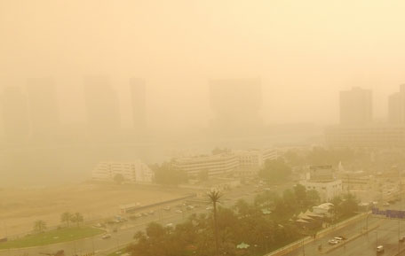 Dust haze weather  Dust haze in reduced visibility to prevail on Wednesday – NiMet Dusty Weather