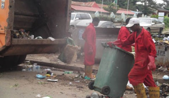 waste evacuation  AEPB to ensure clean environment in 2019 Sanitation