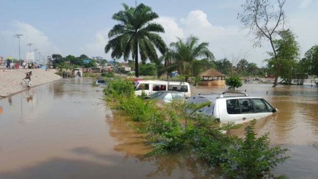 Congo flood