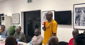 Rufus Ebegba  GMOs: Biosafety agency reviews policy Retreat1 e1515516019385