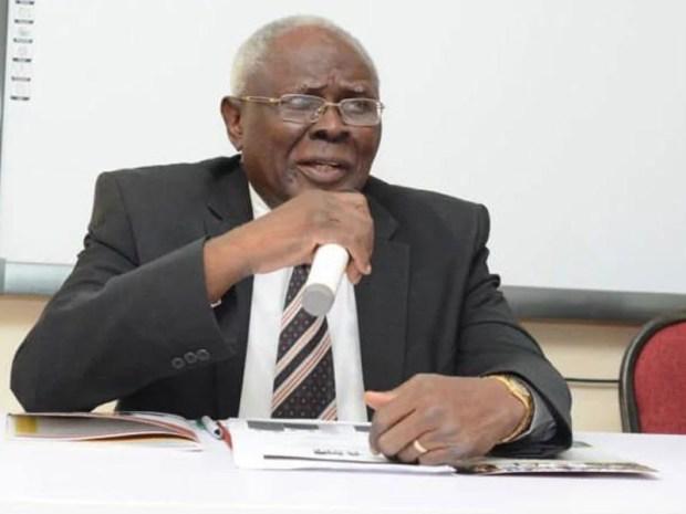 Prof. Akin Mabogunje