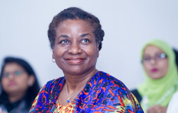 Dr. Natalia Kanem  International Day of Zero Tolerance for Female Genital Mutilation: 70m girls face scourge – UNFPA Dr