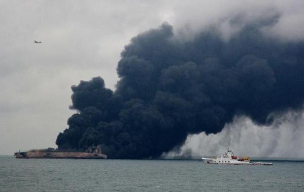 Sanchi-oil-tanker