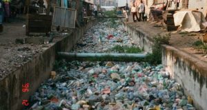 refuse disposal  Flooding: NEMA warns against dumping of refuse in water ways Waste e1518451356810