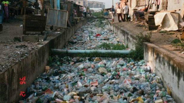 waste  Nigerians urged to stop throwing waste into water channels Waste e1518451356810