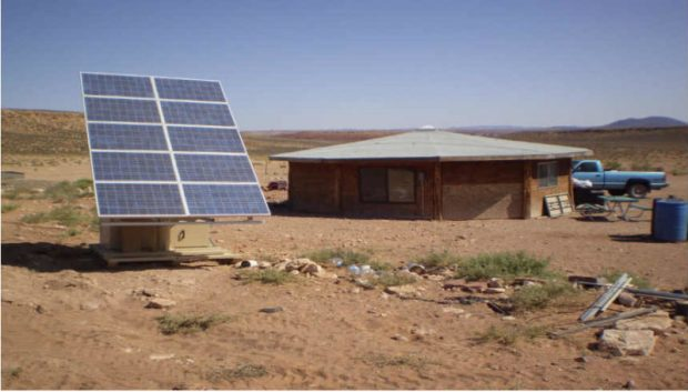 Off-grid energy