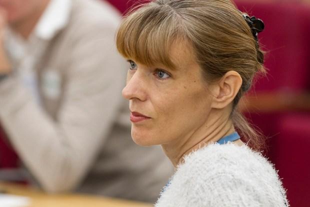 Marieke Sandker