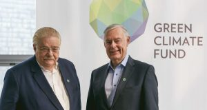 Green Climate Fund  Countries told to double pledges during GCF replenishment GCF