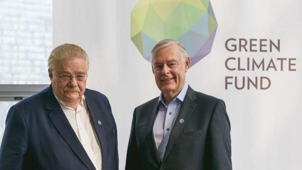 Green Climate Fund  GCF reflects on 'disappointing' Board meeting GCF