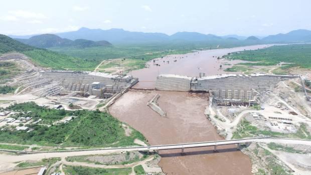 Grand Ethiopian Renaissance Dam  Egypt, Ethiopia, Sudan meet over disputed Nile dam Dam 1024x576