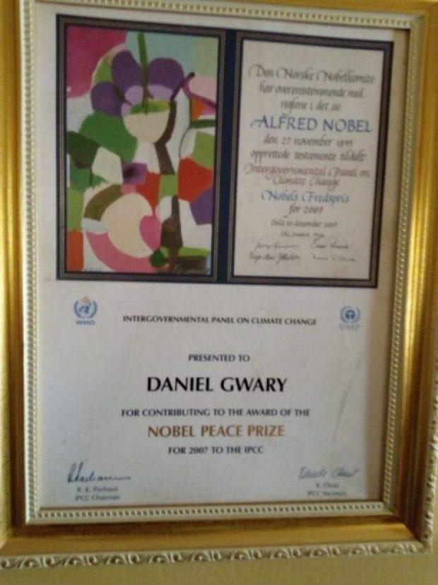 Daniel Gwary