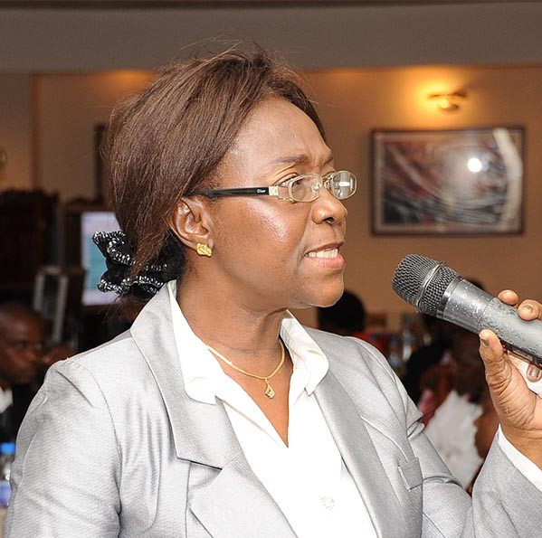 Prof Rosemary Isu