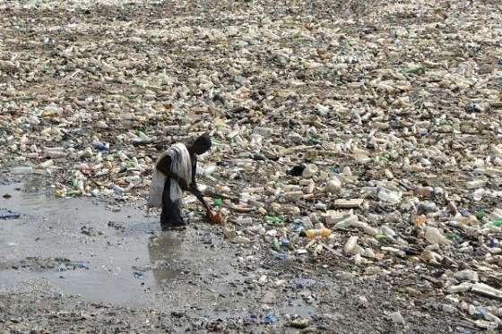Ivory Coast plastic waste