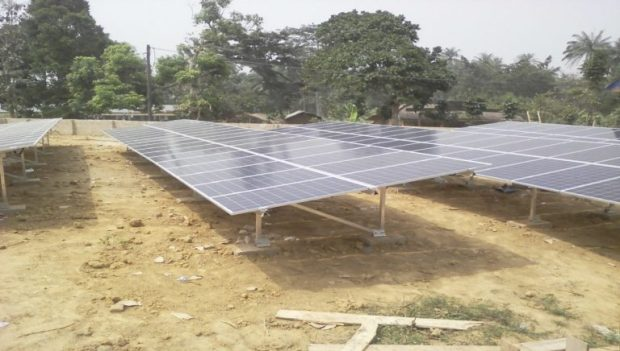 solar panels  Centre urges lawmakers, institutions to patronise its renewable energy products Solar Umon