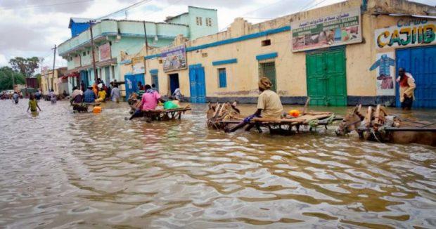 Somali flood