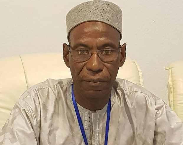 Professor Amadou Hama Maiga