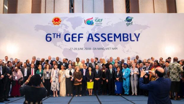 GEF Assembly  Jibril to GEF Assembly: How Nigeria is caring for the environment GEF Assembly e1530208591424