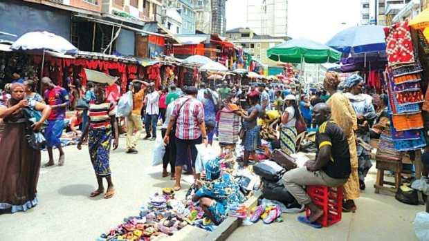 Lagos-market