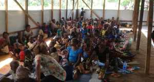 Cameroonian refugees