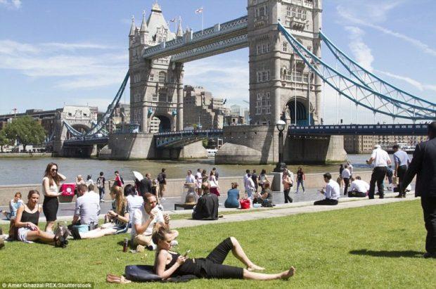 UK high temperatures  UK temperatures to hit June highs UK high temperature e1530049703312