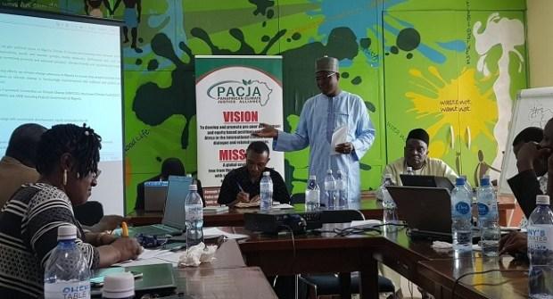 Peter Tarfa  What Nigeria will achieve from national Talanoa Dialogue Peter Tarfa