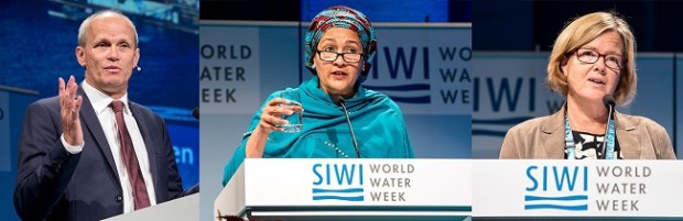 World Water Week 2018  World Water Week opens with call for more nature-based solutions Water week