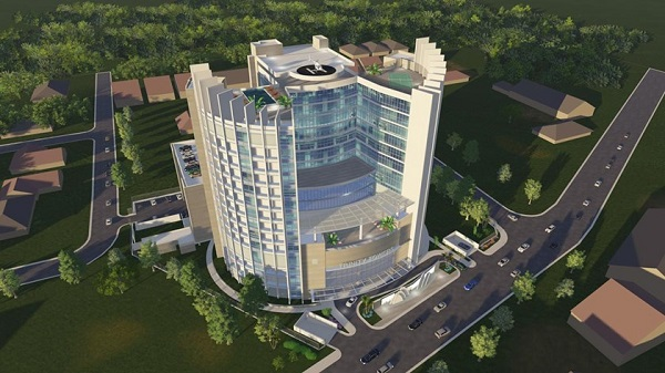 Trinity Towers  ITB Nigeria set to obtain ISO Certifications trinity towers 2