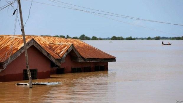 Flood in Nigeria