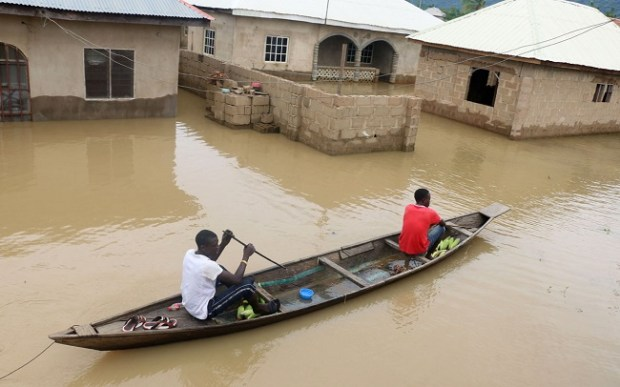 NIGERIA-WEATHER-FLOOD