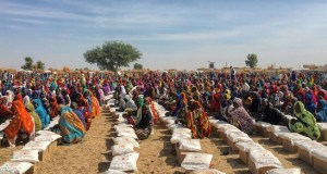 Food-distribution-site