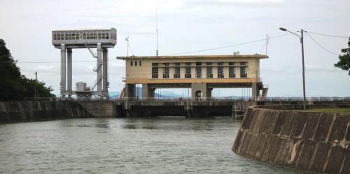 Lagdo Dam