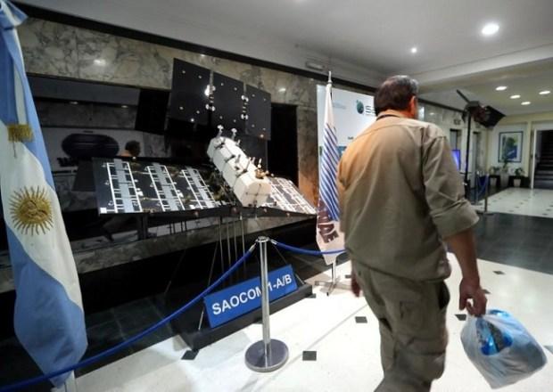 SAOCOM 1-A/B satellite