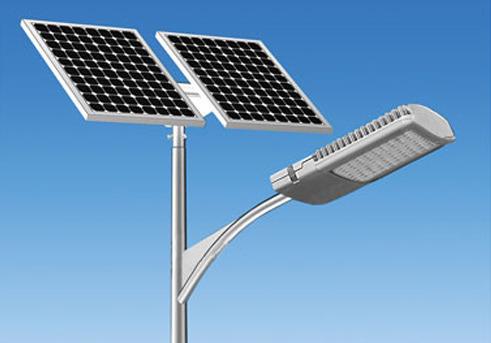 solar street lighting