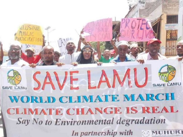 Lamu coal plant  UNESCO group urges abandonment of Lamu coal power plant Lamu