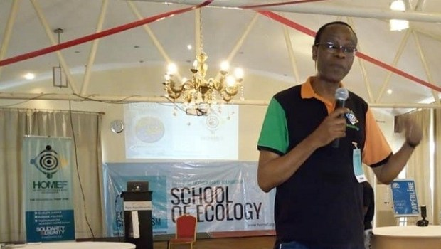 Nnimmo Bassey  Technofixes and state of Nigeria's biosafety – Bassey Nnimmo Bassey