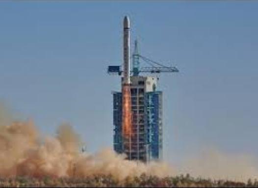 The Long March 2D carrier rocket