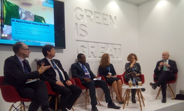 UK-Nigeria Climate Finance Accelerator