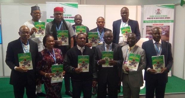 Niger Delta Climate Action Plan  Images: Nigeria faces, functions at COP24 IMG 20181212 124339