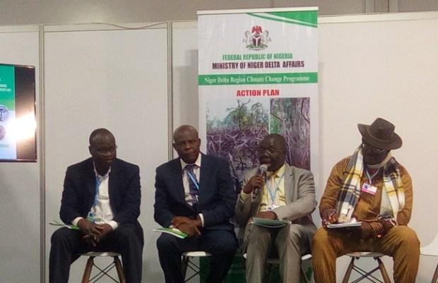 Niger Delta COP24  Images: Nigeria faces, functions at COP24 IMG 20181212 130738