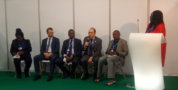Nigeria REDD+ Programme  Images: Nigeria faces, functions at COP24 IMG 20181212 162315