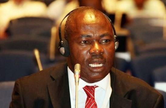 Dr Rufus Ebegba