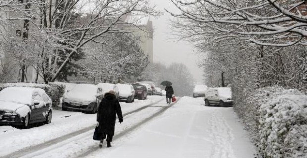 Serbia winter  Winter freeze claims first victims in Serbia Serbia 1