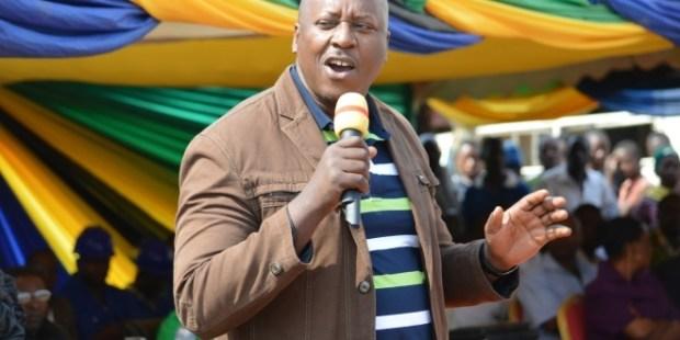 Constantine Kanyasu  Tanzania won't lift ban on export of live wild animals Constantine Kanyasu
