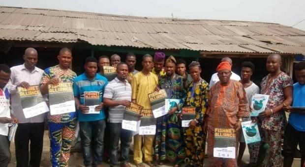 Fishers  Nigeria, Togo fishers clamour sustainable fishing Fishers 1
