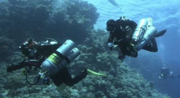 Underwater valuables