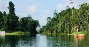 River Ethiope