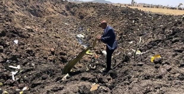 Ethiopian Airlines crash  Number of UN officials killed in Ethiopian Airlines crash rises to 21 Ethiopian Airlines crash